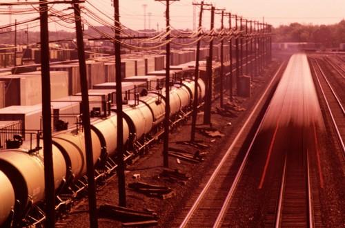 rail-yard