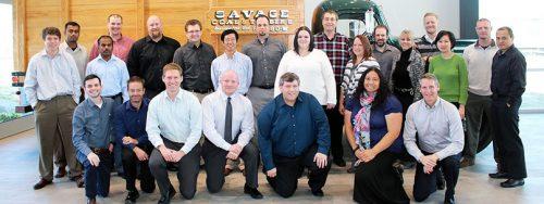 Railcar Management Software team