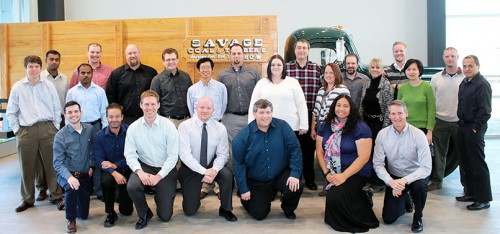 Railcar Management Software & IT Team