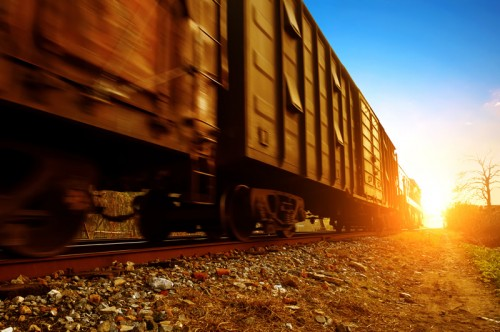 tracking rail cars