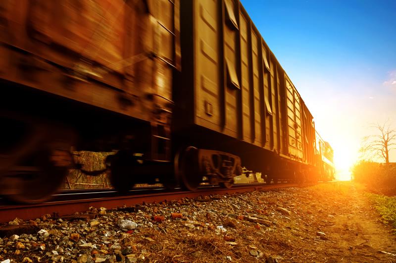 tracking rail cars